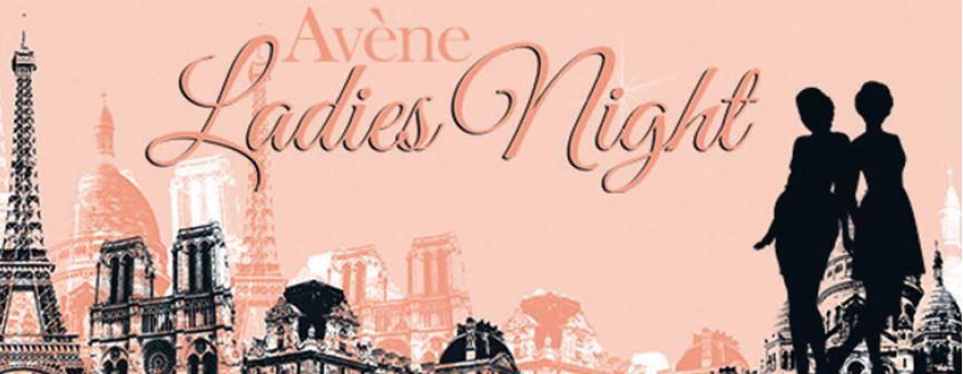 avene_ladies_night_banner